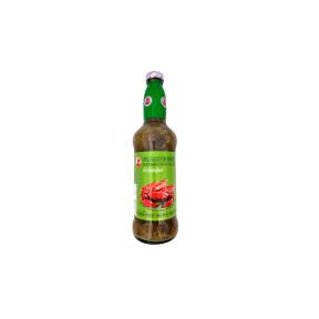 Saldus čili padažas (žalias) COCK, 800 g