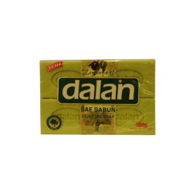 Ūkinis muilas iš alyvuogių aliejaus DALAN, 500 g