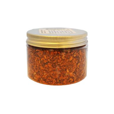 Džiovintų pomidorų granulės 3 mm, 70 g