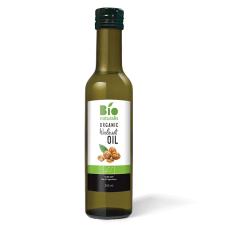 Ekologiškas šalto spaudimo graikinių riešutų aliejus BIONATURALIS, 250 ml