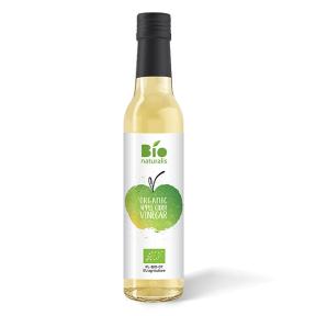 Ekologiškas obuolių sidro actas BIONATURALIS, 250 ml