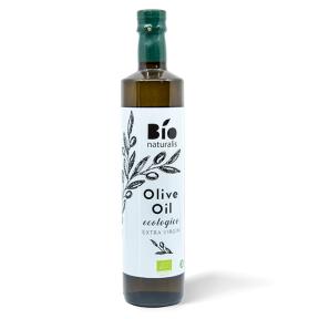 Ekologiškas šalto spaudimo alyvuogių aliejus BIONATURALIS, 750 ml