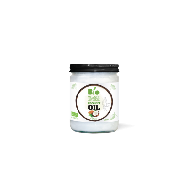 Ekologiškas kosmetinis kokosų aliejus BIONATURALIS, 500 ml