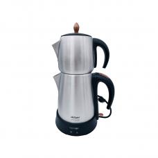 Elektrinis turkiškos arbatos virdulys met. ind. ARZUM KLASSIK