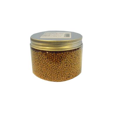 Garstyčių grūdeliai geltoni, 120 g