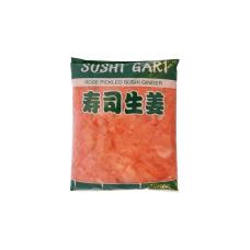 Imbieras marinuotas rožinis,1 kg