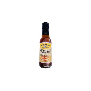 Sezamo sėklų aliejus JADE BRIGE, 150 ml
