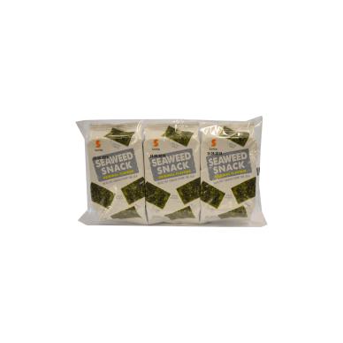 Jūržolių užkandis (originalaus skonio su druska) SAMLIP, 12 g