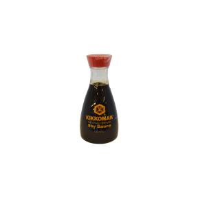 Sojų padažas KIKKOMAN (su dalytuvu), 150 ml