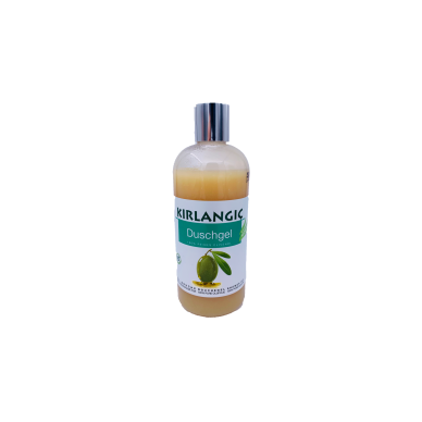 Dušo želė iš 100% alyvuogių aliejaus KIRLANGIC, 400 ml