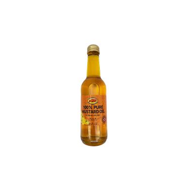 Garstyčių 100% aliejus KTC, 250 ml