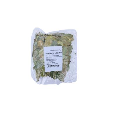 Lauro lapai džiovinti, 100 g