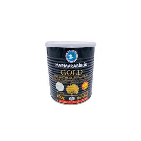 Natūralios marinuotos juodosios alyvuogės MARMARABIRLIK GOLD, 800 g