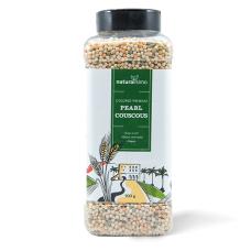 Perlinis kuskusas (paprikų ir špinatų skonio) NATURALISIMO, 900 g