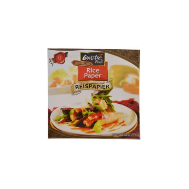 Ryžių lapai EXOTIC FOOD, 100 g