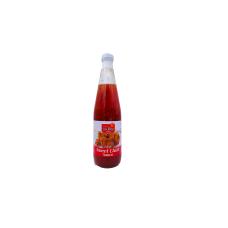 Saldus aitriųjų paprikų padažas CHEF YUREE, 700 ml