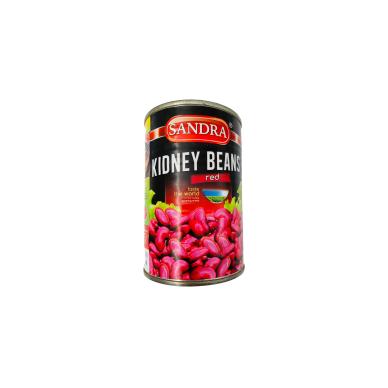 Konservuotos raudonosios pupelės, 400 g