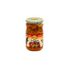 Konservuotos baklažanų salotos SUNTAT, 580 g