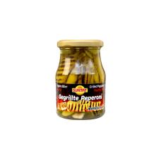 Konservuota kepta paprika ant griliaus (aštri), 320 g
