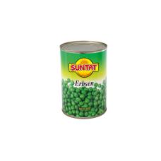 Konservuoti žalieji žirneliai SUNTAT, 400 g
