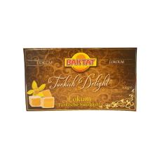 Lokumas vanilės skonio SUNTAT, 400 g