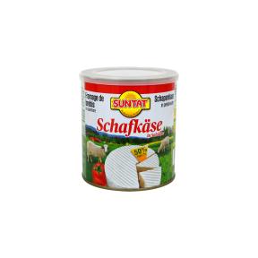 Baltas avies pieno sūris 50% SUNTAT, 720 g