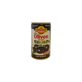 Juodosios alyvuogės silpnai sūrios SUNTAT, 350 g