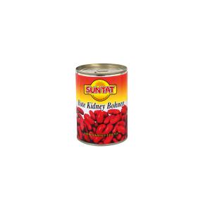 Konservuotos raudonosios pupelės SUNTAT, 400 g