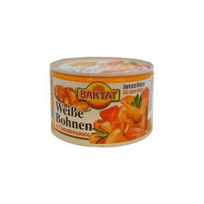 Pupelės pomidorų padaže SUNTAT, 400 g