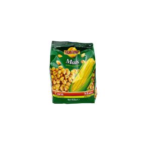 Skrudinti kukurūzai su druska SUNTAT, 400 g