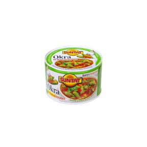 Ybiškės(okra) pomidorų padaže SUNTAT, 350 g