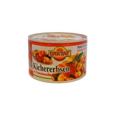Avinžirniai pomidorų padaže SUNTAT, 400 g