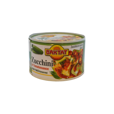 Cukinijos pomidorų padaže SUNTAT, 350 g