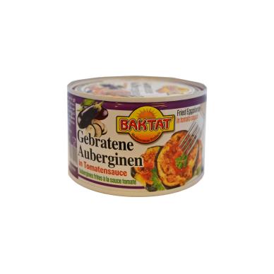 Kepti baklažanai pomidorų padaže SUNTAT, 300 g