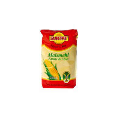 Kukurūzų miltai SUNTAT, 1 kg