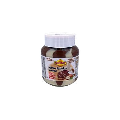Pien. šokolado krem. su lazd. riešutais SUNTAT, 350 g