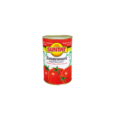 Pomidorų pasta dvigubos konc. SUNTAT, 4500 g