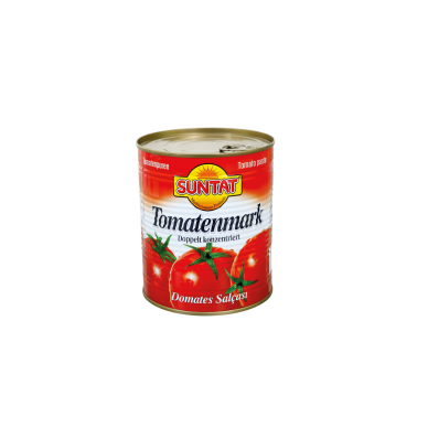 Pomidorų pasta dvigubos konc. SUNTAT, 800 g