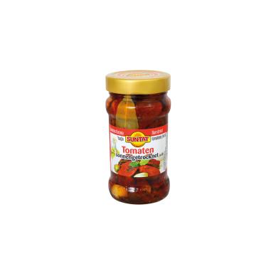 Saulėje džiovinti pomidorai aliejuje SUNTAT, 310 g