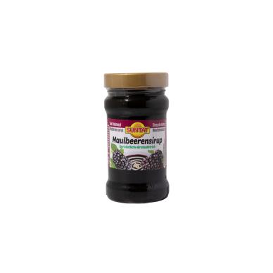 Šilkmedžio sirupas be pridėtinio cukraus SUNTAT, 390 g