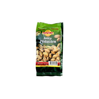 Skrudintos pistacijos su druska SUNTAT, 200 g