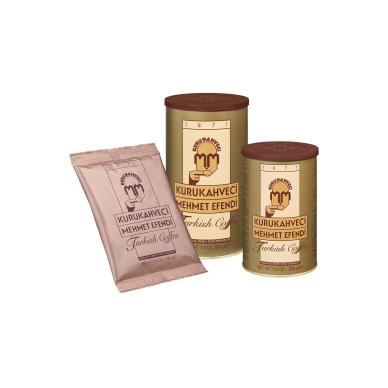 Turkiška malta kava KURUKAHVECI Mehmet Efendi, 100 g 2