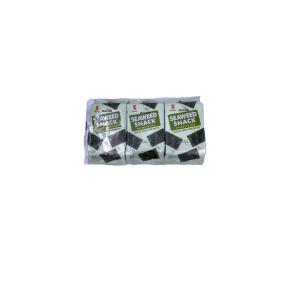 Jūržolių užkandis (vasabio skonio) SAMLIP, 12 g