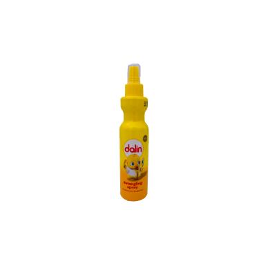 Vaikiškas purškiklis plaukams linkusiems veltis DALIN, 200 ml